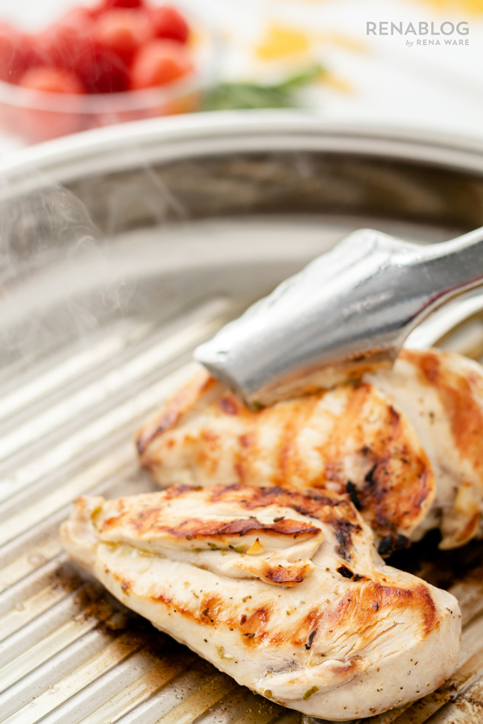 Recipes for cooking in your Rena Ware Grill Pan
